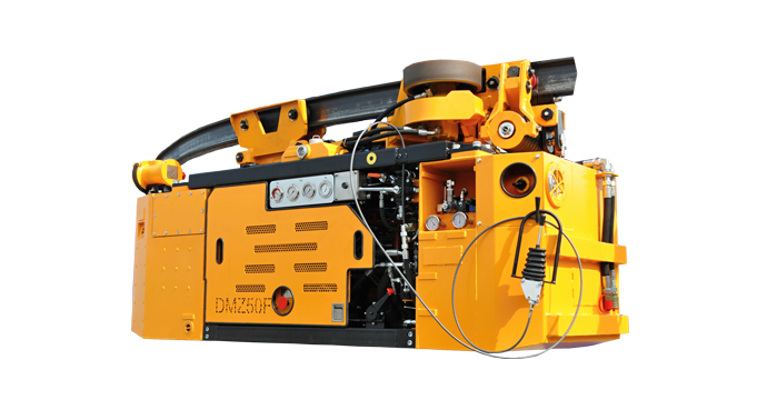 DMZ50型柴油单轨吊